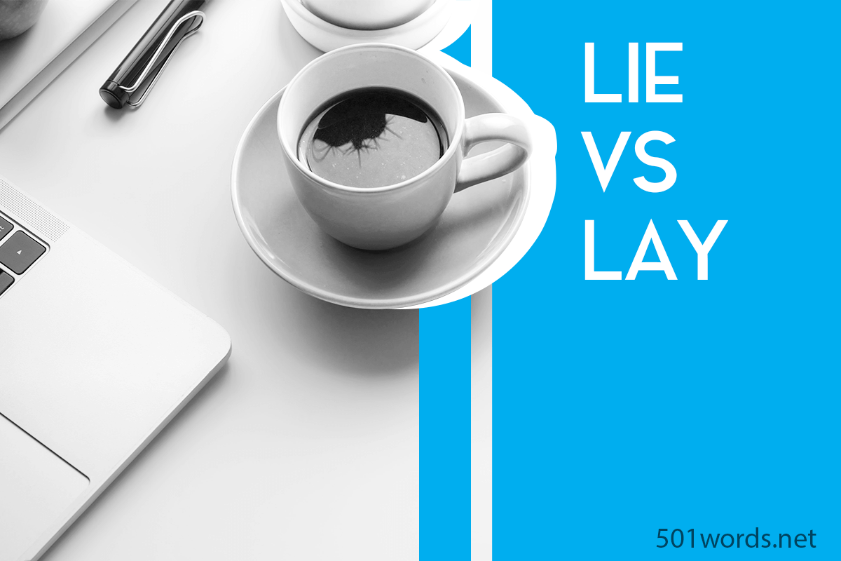 lie vs lay