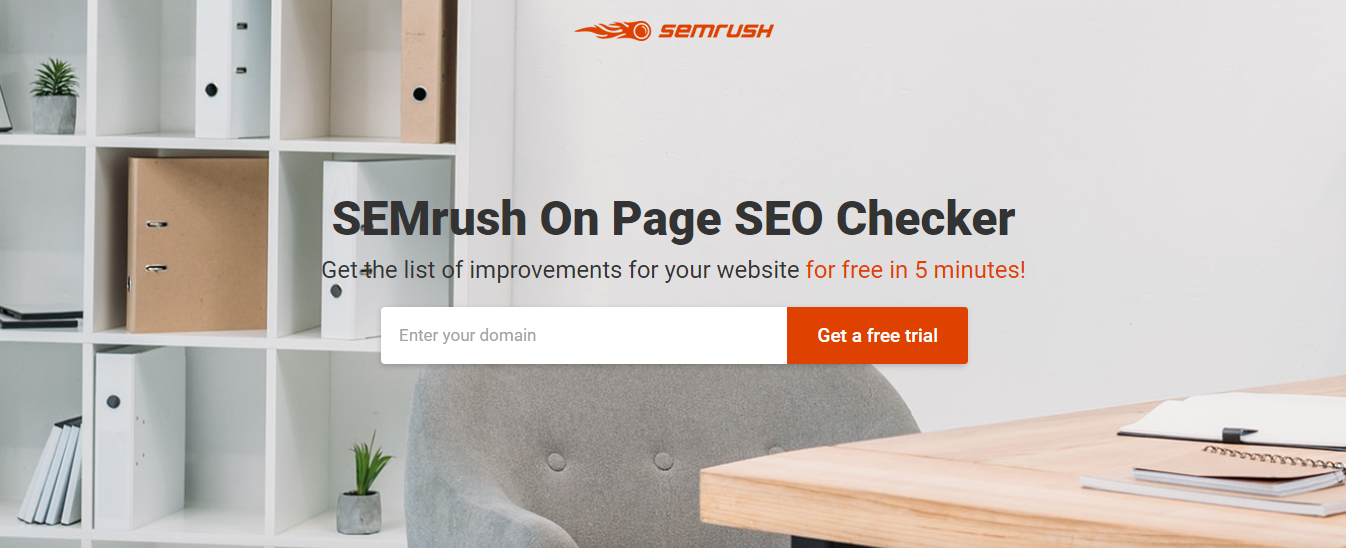 semrush onpage