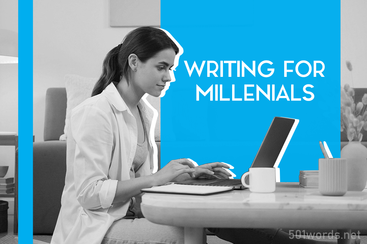 writing for millennials